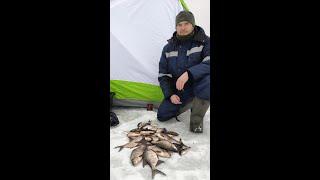 Рыбалка на рузском водохранилище весной
