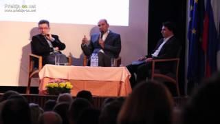 Janez Janša o medijih v Sloveniji in ustanavljanju novega medija