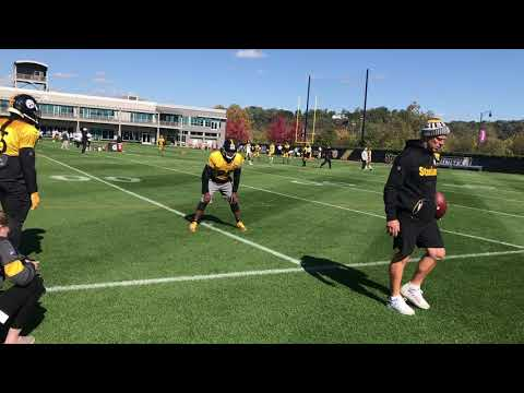 Steelers Sights and Sounds 10/23/19 | Steelers Now