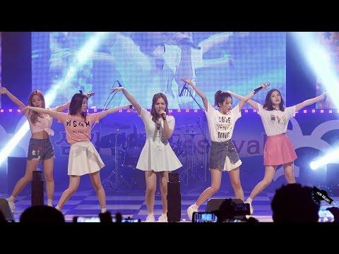 레드벨벳 Red Velvet [4K 직캠]행복 Happiness@20160526 Rock Music