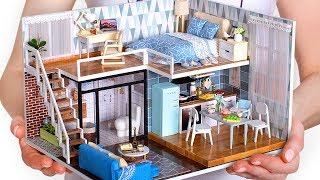 Bricolage Pour Créer Des Chambres De Poupée Miniatures