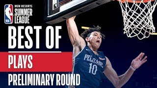 Best Plays of Summer League Preliminary Round | MGM Resorts Summer League