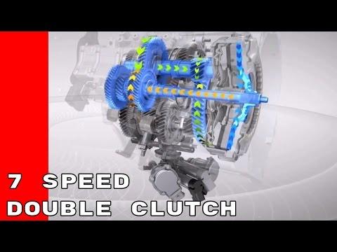 Kia 7 Speed Double Clutch Transmission