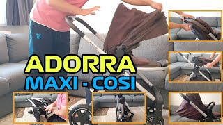 Maxi-Cosi Adorra Pushchair   unboxing & assemble