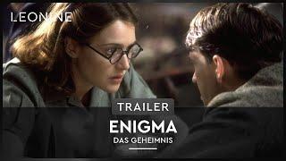 Enigma - Das Geheimnis Film Trailer
