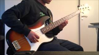 Dizzy Mizz Lizzy - Love Is A Loser's Game [Bass cover] [1080p - HD]