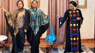Hottest Boubou And Kaftan Styles: 2020 Most Flawlessly Classy And Elegant African Print Maxi Dress S