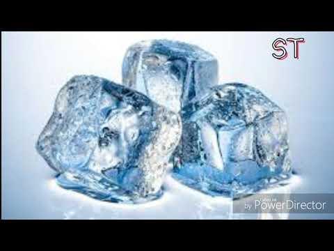 Холодный кубик льда песня👌