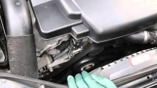 1996 to 2006 Mercedes Benz Part 18: Front Engine Noises