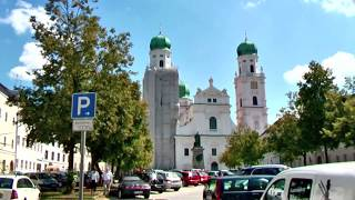 preview picture of video 'Donausonate 1  Passau 12.08.2012.  Video. Stadtrundgang.'