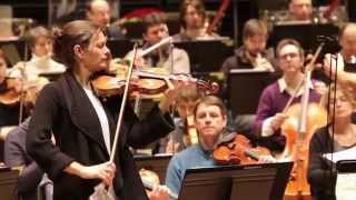 Tchaïkovski - Concerto pour violon - Janine Jansen (répétition)