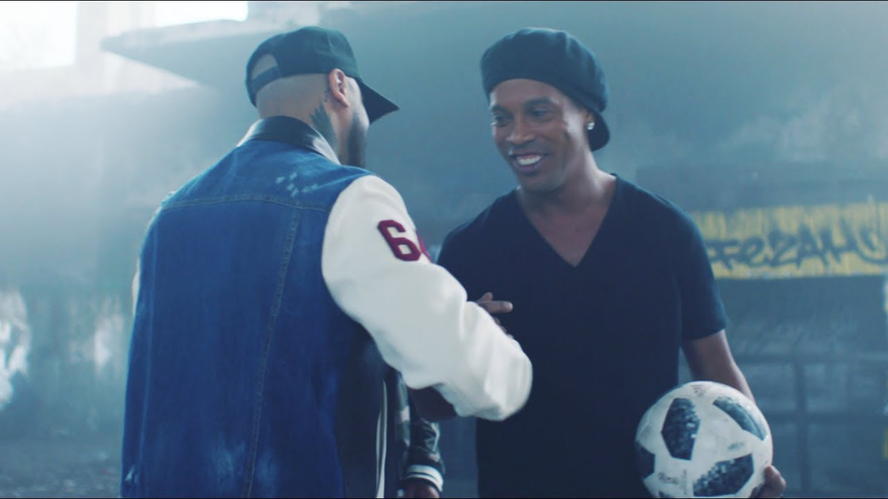 Nicky Jam ft. Will Smith & Era Istrefi — Live It Up (2018 FIFA World Cup Russia)