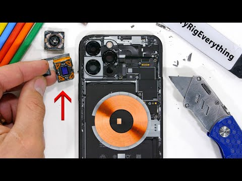 iPhone 12 Pro Max Teardown! – I've NEVER seen this before…