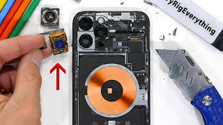 Apple iPhone 12 Pro Max Teardown - I've NEVER seen this before