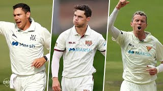 The best deliveries from the 2020-21 Marsh Sheffield Shield