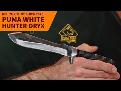 puma-messer: Messeneuheiten: Neue PUMA-Messer von SHOT Show 2020 und Jagd & Hund 2020