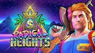 Radical Heights NEW Royale Live Gameplay