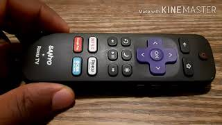 Make Roku remote without reset button work