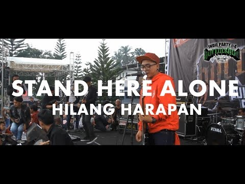 STAND HERE ALONE Live INDIE PARTY #4 X HORRORSHOW 2018