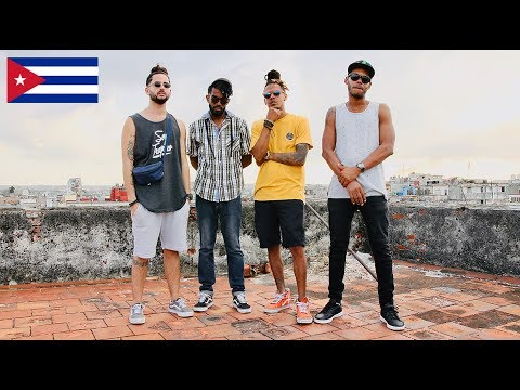 The Cypher Effect - El Individuo / Funky De Cuba / JD Asere / El Continuo ( Prod. By Mecal )