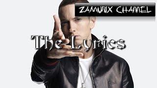 Eminem - Almost famous (Lyrics)