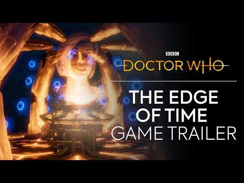 Gameplay Trailer | The Edge Of Time VR | Doctor Who thumbnail