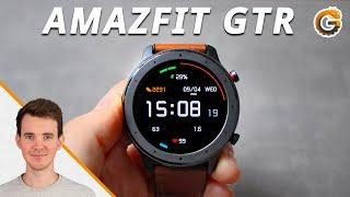 Amazfit GTR im Langzeittest: Schick & sportlich?