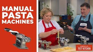 The Best Manual Pasta Machines for Fresh Homemade Pasta