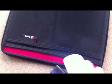 Test: Booq VIPER Hardcase für Macbook Air 13 Deutsch VHC13-BLR