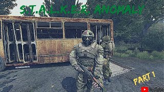 Stalker Anomaly Gameplay -- It's Free to Play --
