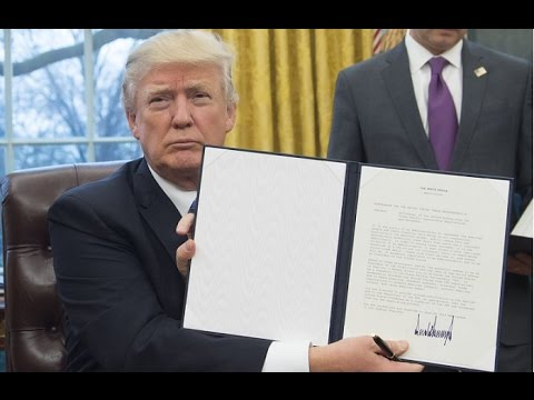 LIVE STREAM: President Trump Gives Remarks & Signs Antiquities Executive Order