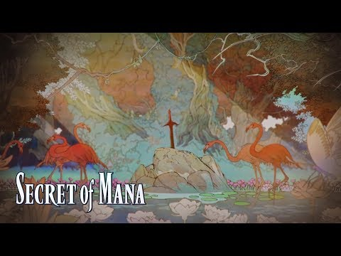 Secret of Mana – Opening Movie thumbnail