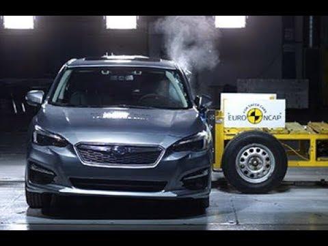 NCAP: Subaru Impreza