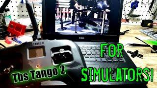 Tbs Tango 2 For Fpv Simulators