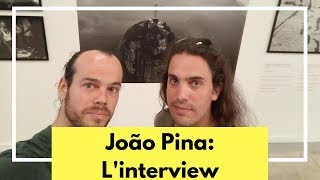 Photo Rapporteur interview João Pina