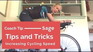 It's Magic! A Trick for Free Cycling Speed