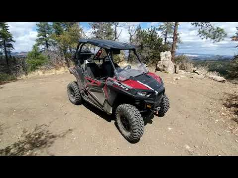 Tusk Terrabite UTV tires on a 50″ RZR 900 EPS Trail. Detailed owner review and trail footage.