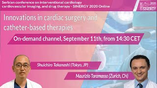 SINERGY 2020 – Complementary role of surgical and catheter based therapies in mitral regurgitation