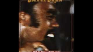 Johnnie Taylor - Steal Away (Live)