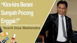 Sebut PBB adalah Partai Buatan Bowo, Ketum Yusril Ihza Minta Prabowo Sumpah Pocong: Berani Enggak?