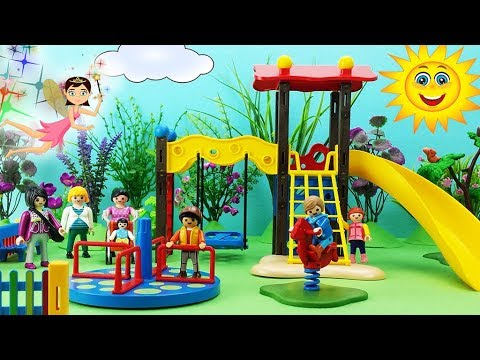 Zona de juegos Playmobil | Parque infantil