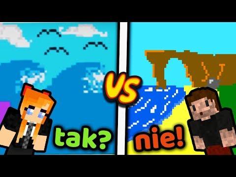 MORZE TAK, a MORZE NIE... - Minecraft | ZIO vs NERESSIA