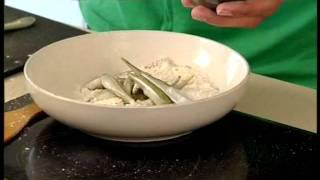 Masala Crusted Whitebait