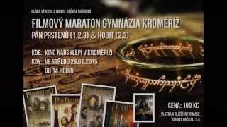 preview picture of video 'Filmový maraton Gymnázia Kroměříž'