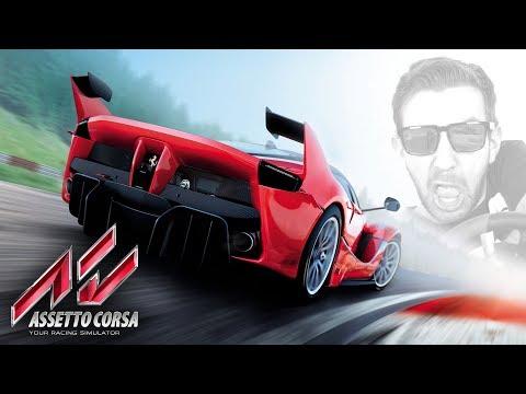 NAPÍNAVÝ ZÁVOD! | Assetto Corsa #01