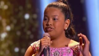 "Menina filipina impressiona cantando ""Chandelier - Sia"""