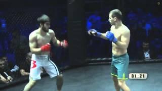 Артем Лобов (win) vs Расул Шовхалов (loss) болевой