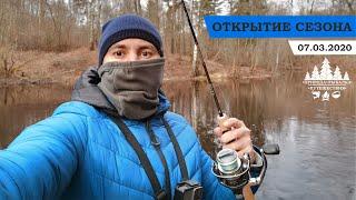 Отдых в ленобласти с рыбалка весенняя
