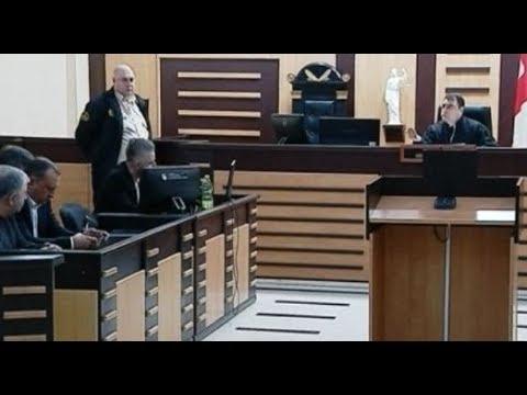 მოსამართლემ ნიკა გვარამია 500 ლარით დააჯარიმა და საქმეზე თვითაცილება გამოაცხადა