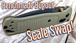 benchmade bugout scales - TH-Clip